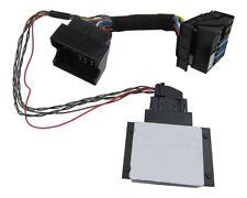 arnés cámara Para VW RNS 315 510 original kufatec camara de vision trasera Interface