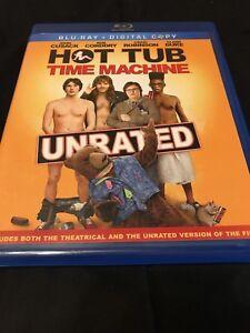 Hot Tub Time Machine Blu Ray Best Buy