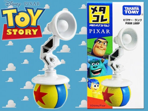Disney METACOLLE Mini Figure PIXAR LUMP Luxo Jr TAKARA TOMY Toy Story Movie NEW