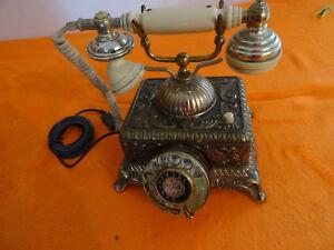 Tolles-analog-Telefon-Waehlscheibe-Vintage-B4