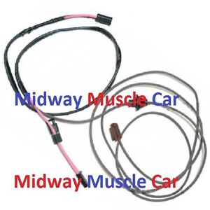 Details about Tachometer wiring harness w/ HEI 68-72 Chevy Pick up Truck  Blazer Suburban Jimmy