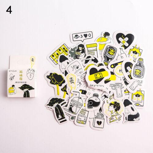 Kawaii Album Decor Diary Label Paper Sticker Scrapbooking Christmas Stickers