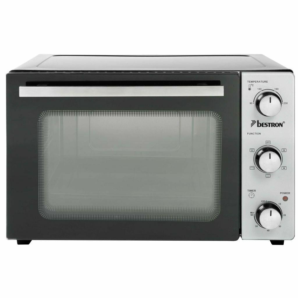 Bestron Four à Grill 1500 W 31 L Four Electrique à Convection Cuisine Maison
