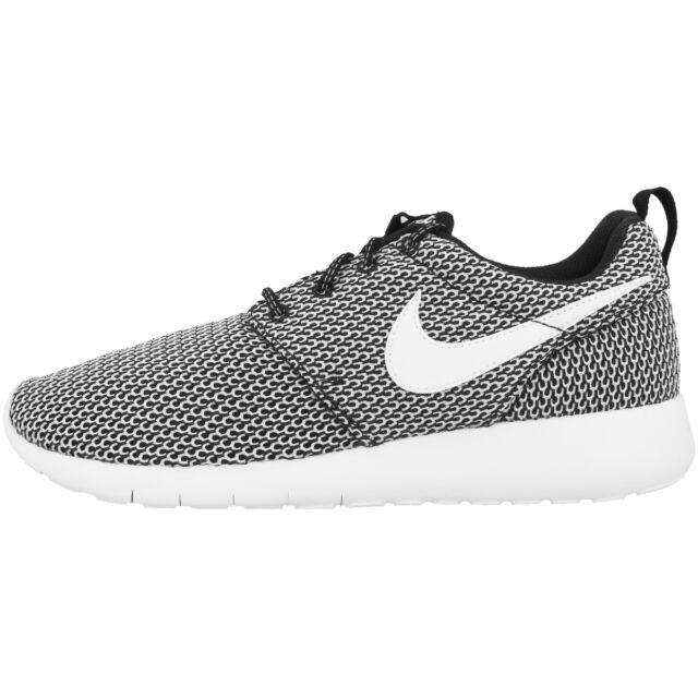 newest 30d93 67f25 Nike Roshe una Gs Scarpe da Corsa Rosheone Black Rosherun 599728-040