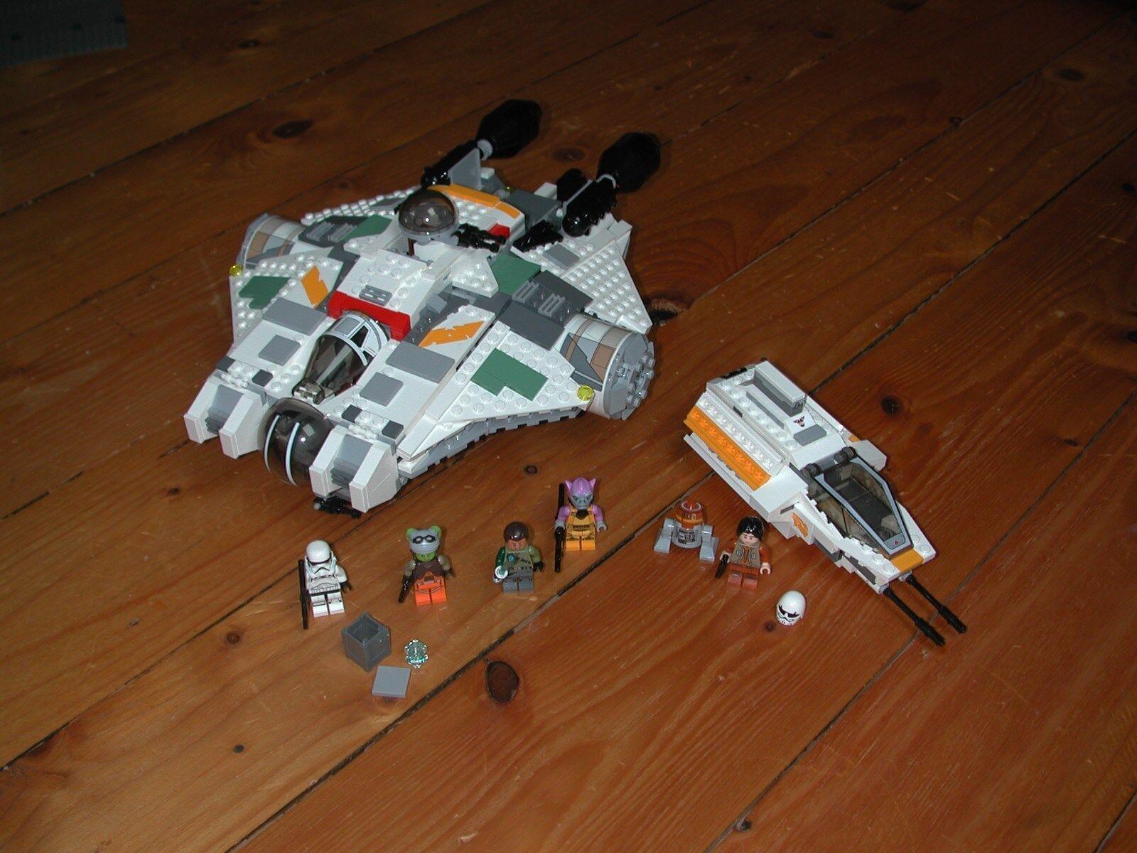 Lego Star Wars The Ghost und und und The Phantom e504d3