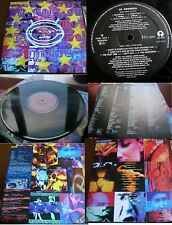 U2-ZOOROPA Vinyl 1993 1st PRESS-HOLLAND- EX+ inner sleeve LP VINYL