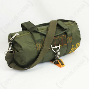 Image Is Loading Olive Green Para Pilot Bag Military USAF Army