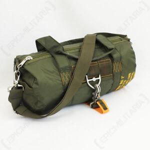 9e826ffe3aab87 Olive Green Para Pilot Bag - Military USAF Army Duffel Holdall Gym ...