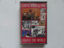 k7 EARTH WIND & FIRE Touch the world CBS 460409 4
