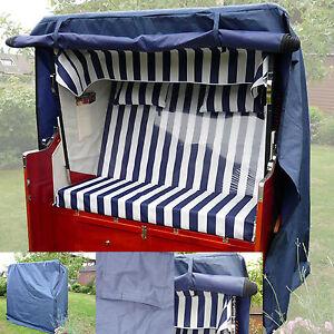 winterfeste luxus strandkorb schutzh lle h lle haube plane abdeckung abdeckplane. Black Bedroom Furniture Sets. Home Design Ideas