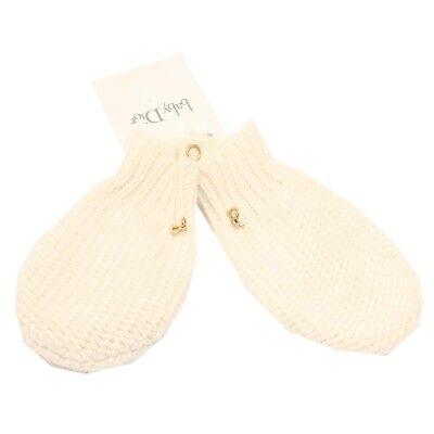 96047 Guanti Dior Baby Gloves Angora Lana