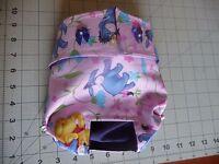 Pooh Pink Dog Female Diaper Panty Adjustable Elastic Waist Carols Crate Covers