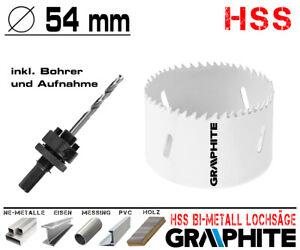 Flachschnitt Metall Lochsäge Hartmetall Loch Fräser Industrie Qualität Ø 35 mm