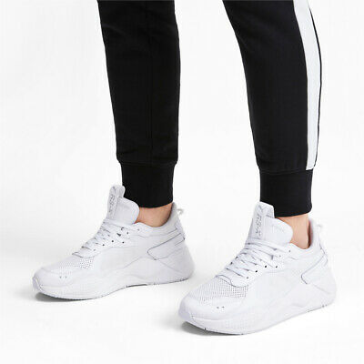 PUMA RS-X WINTERIZED Sneakers 37052201 370522 01 Size 4-12 White | eBay