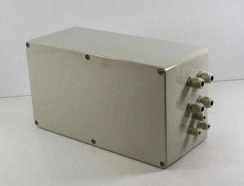 Cerramientos industrialesVaciar la cajaCaja de distribuciónL 360mm x ancho 200mm x D 150mm