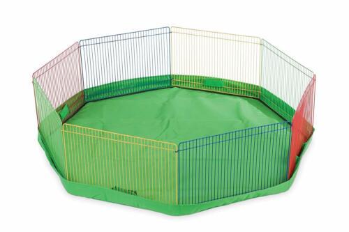 Best Pet Big Guinea Pig Rabbit Cage Kit Mall Animal Rodent Gate Barrier Playpen