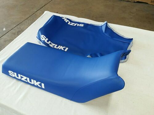 SUZUKI LT230 SEAT COVER QUADSPORT 1987 MODEL SEAT COVER FIT OTHER YEAR S55--n9