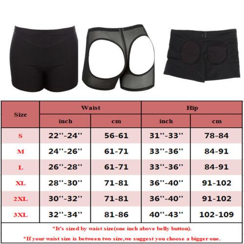 Women Slim Waist Trainer Cincher Body Shaper Pants Butt Lifter Underwear Corset