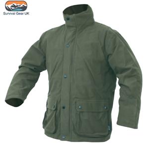 vert Pyke randonnée manteau Mens Parka Jacket Hunters Jack pêche imperméable capuche à xPw6gfnq1W