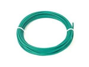 AUTOMOTIVE WIRE 12 AWG HIGH TEMP TXL STRANDED COPPER WIRE LT BLUE 100/' REEL USA