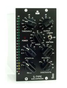 Igs Audio S Type Ssl Vca Type Stereo Mix Bus Compressor