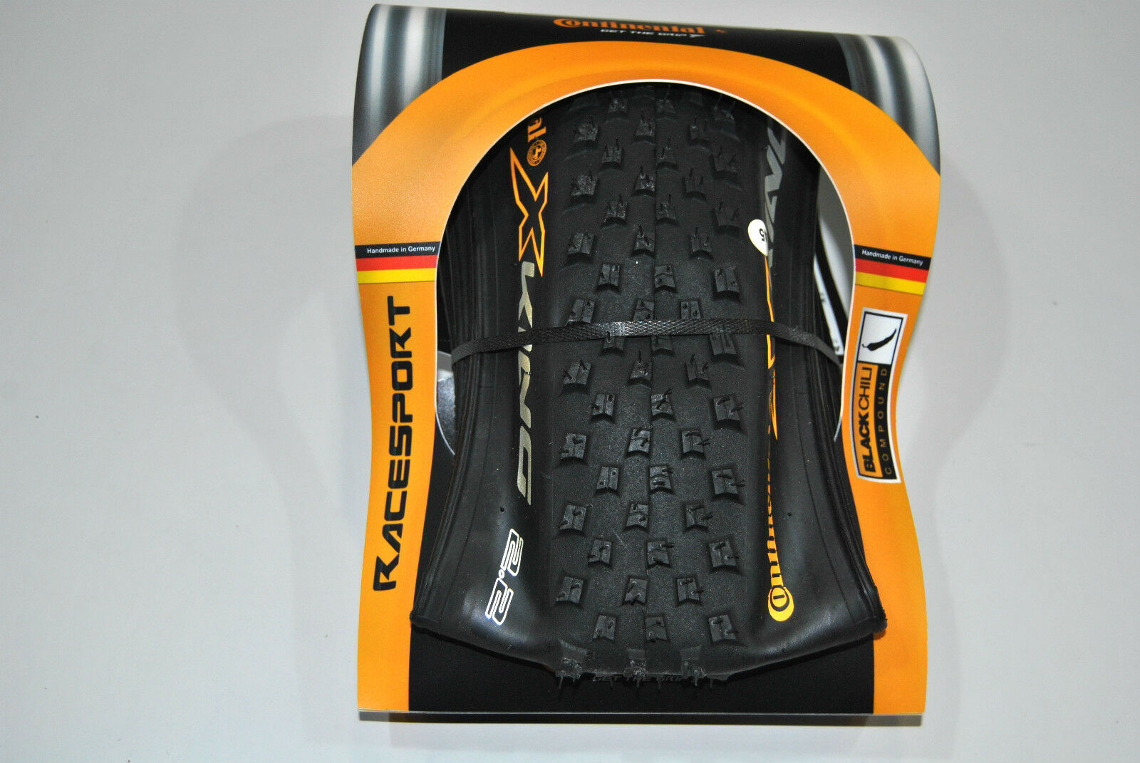 Tyre CONTINENTAL X-KING 27,5x2.20 RaceSport TIRE Continental x-KING RACESPO