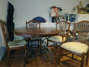 Image Is Loading Discontinued Rare 5 Piece Ethan Allen Large Brittany