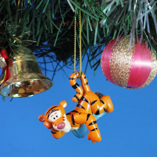 Tigger Christmas Ornaments.Decoration Ornament Xmas Tree Party Decor Disney Winnie The Pooh Tigger N107