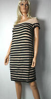 Solar Romantic Dress Laminate Look Size 38 Layers Vintage Look