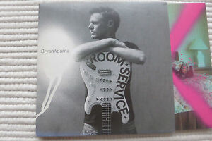 Bryan Adams Room Service Promo CD | eBay