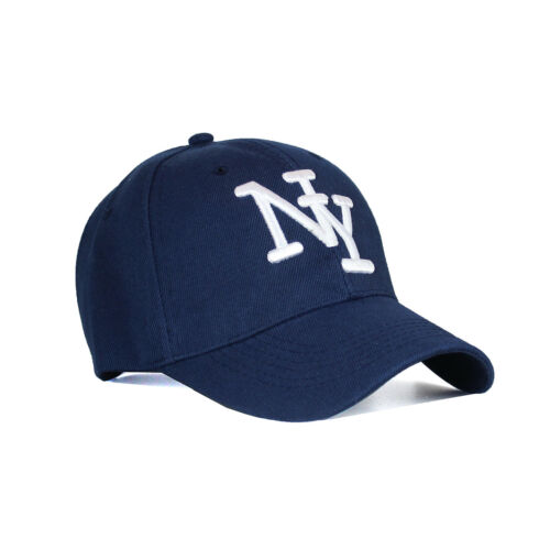 Baseball Cap NY Mütze Unisex Klettverschluss Herren//Damen Basecap Hut Kappe Neu