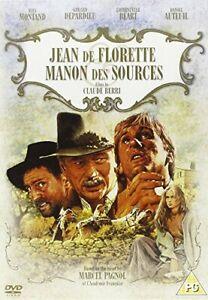 Jean-De-Florette-Manon-Des-Sources-Double-Pack-DVD-1986-Region-2