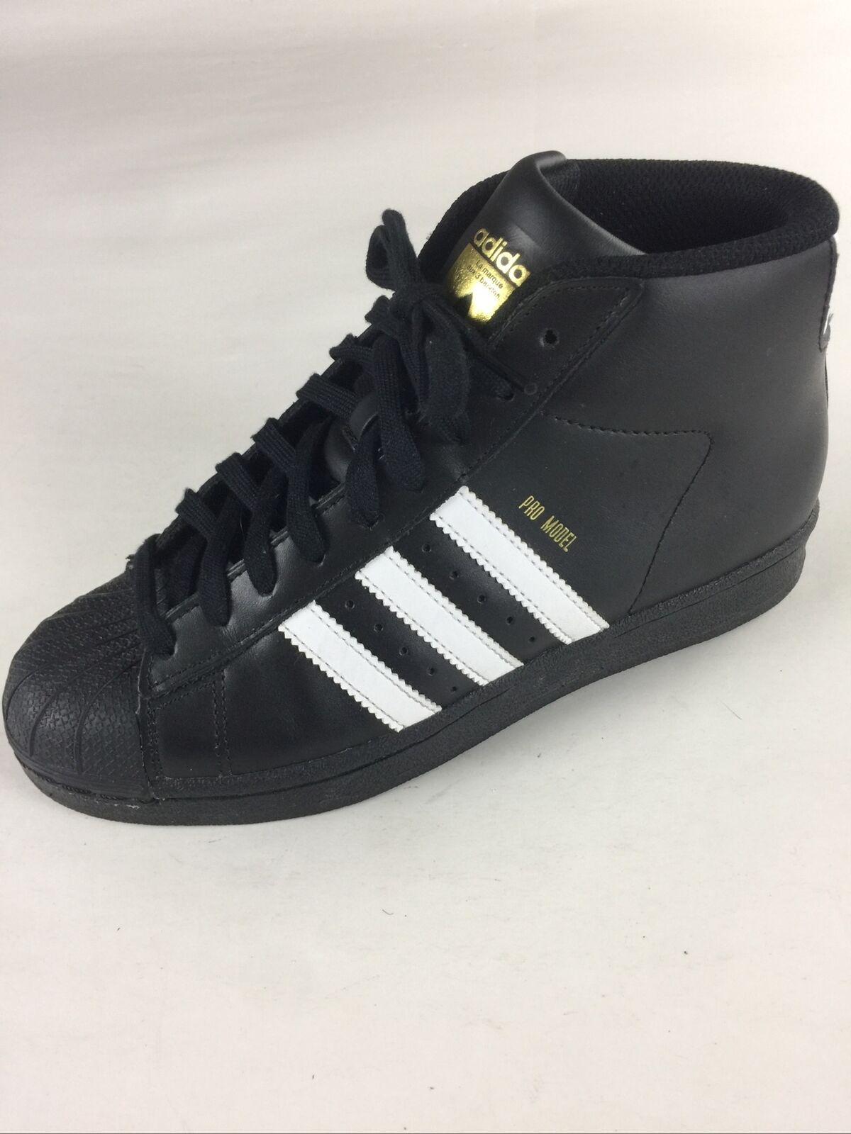 Adidas Pro Model J B39372 Black White