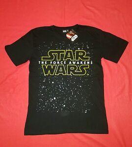 T-Shirt-Star-Wars-034-The-Force-Awakens-034-Lucasfilm-Disney