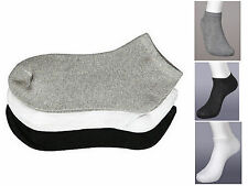 12 Pairs Toddler Socks 2T 3T Size 2-3 Assorted White Black Gray