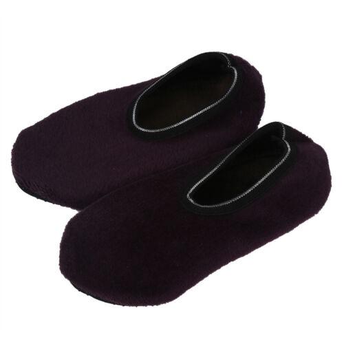 5 Paires Enfants Bébé unisexe confortable étage Chaussons chaussettes antidérapant Bas Semelle