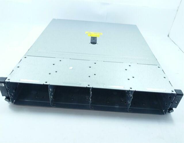 "HP StorageWorks D2600 Disk Array 12x 3.5"" Drive Bays ..."