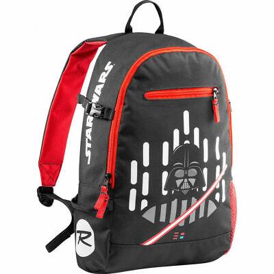 Large Star Wars Darth Vader Kid Child School Travel Rucksack Backpack Bag #5543
