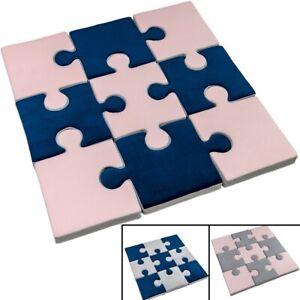 Cuscini Gioco Per Bambini.9 Cuscini Puzzle Tappeto Da Gioco Per Bambini E Neonati
