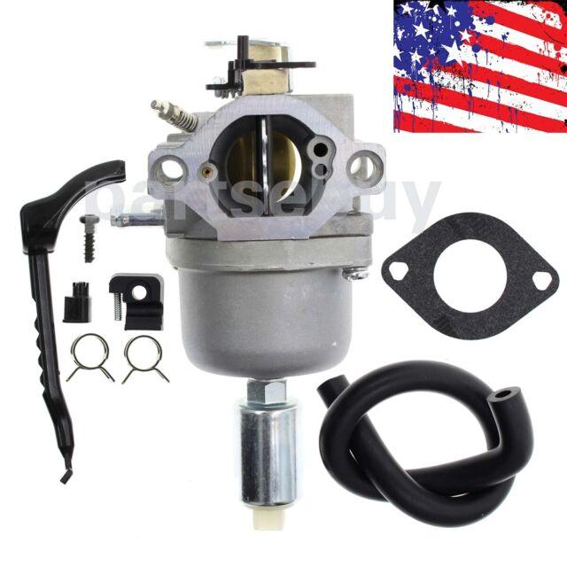Carburetor For Sears 15 5hp Mower 31c707 Briggs & Stratton Intek OHV Engine  Carb