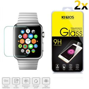 2x-KHAOS-Premium-Tempered-Glass-Screen-Protector-For-Apple-Watch-38mm