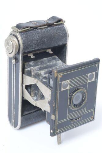 AGFA BILLY CLACKNR.: 51 4.5X6CM ON 120 ROLL FILM ART DECO 0930