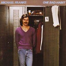 One Bad Habit by Michael Franks (CD, Feb-1994, Warner Bros.)