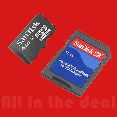 4GB SD Tarjeta Memoria 4GB Tarjeta SD sin HC No HC Normal Tarjeta SD