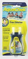 Aquachek Yellow Test Strips Aquacheck Swimming Pool Chlorine PH Alkalinity 4 - 1