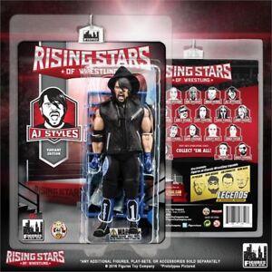 Rising Stars of Wrestling Action Figures Series Chris Hero Variant Edition