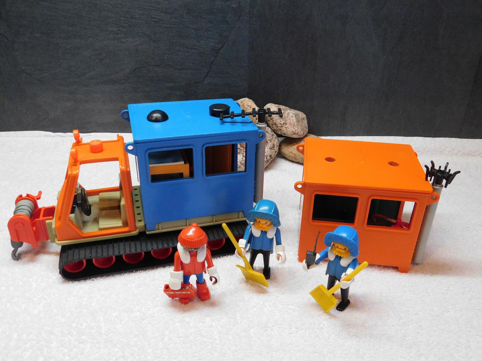 Playmobil Rarität Mobile II, Forschungsstation 3460-A/1986 II, Mobile ohne OVP 528e9e