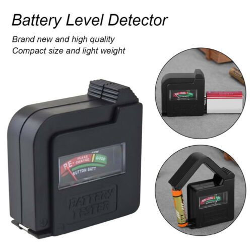 BT-860 Dry Cell Battery Tester Electrical Charge Check Voltage Tester AA etc.