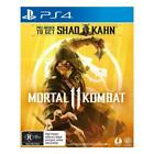 Mortal Kombat 11 (PlayStation 4, 2019)