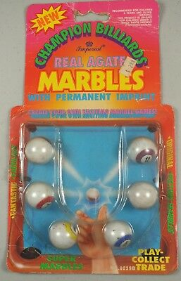 Vintage 1991 Imperial Toy Corp Champion Billiards Real
